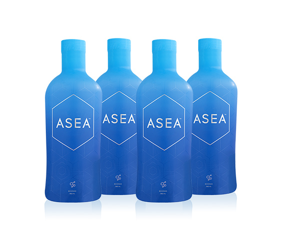 ASEA Logo Bottle